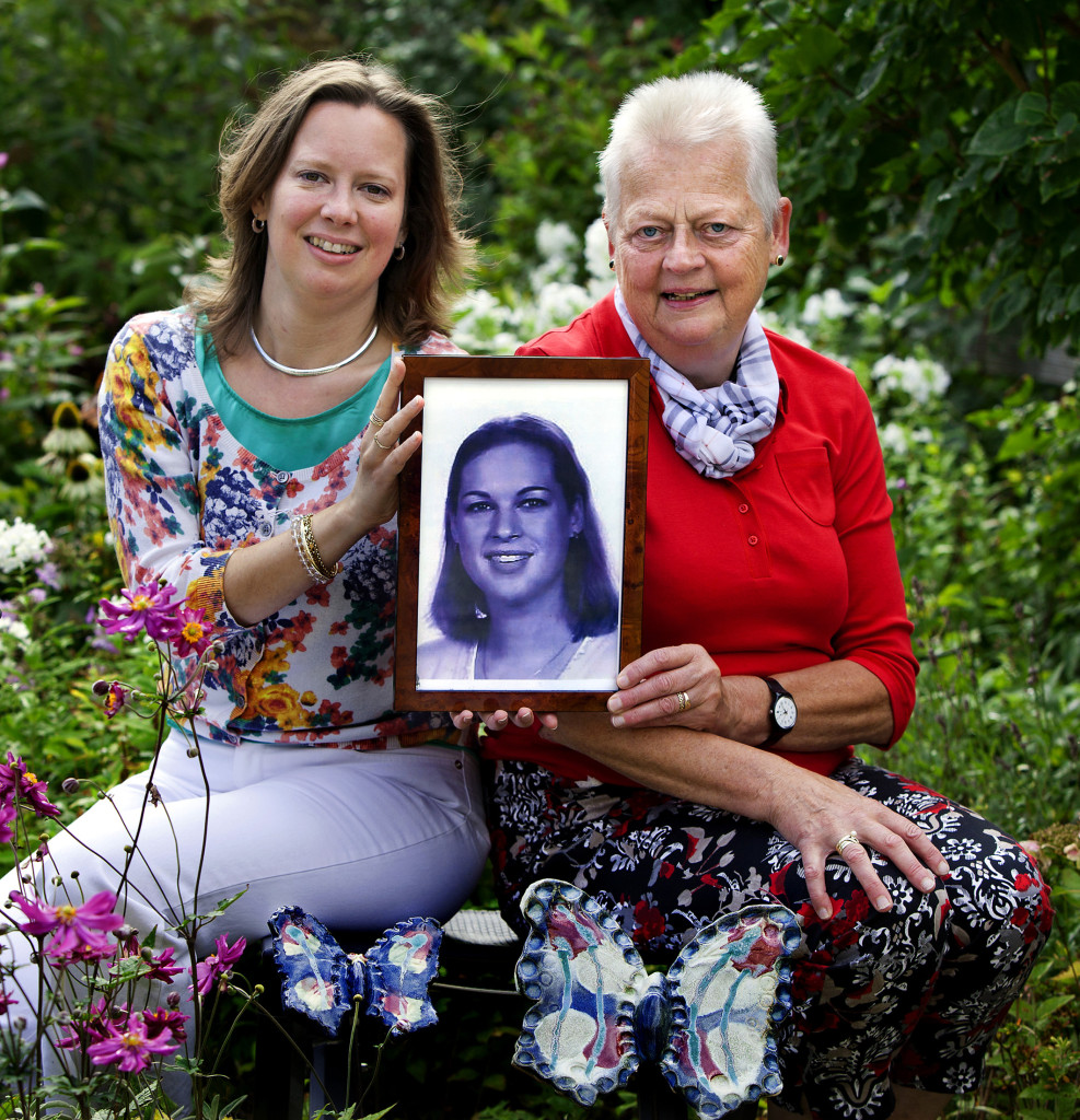 Lucinda en Minke van de Ven Foto Rob de Jong