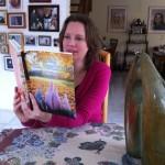 Lucinda van de Ven leest voor