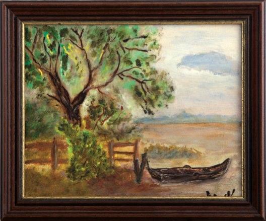 Schilderij door William van de Ven